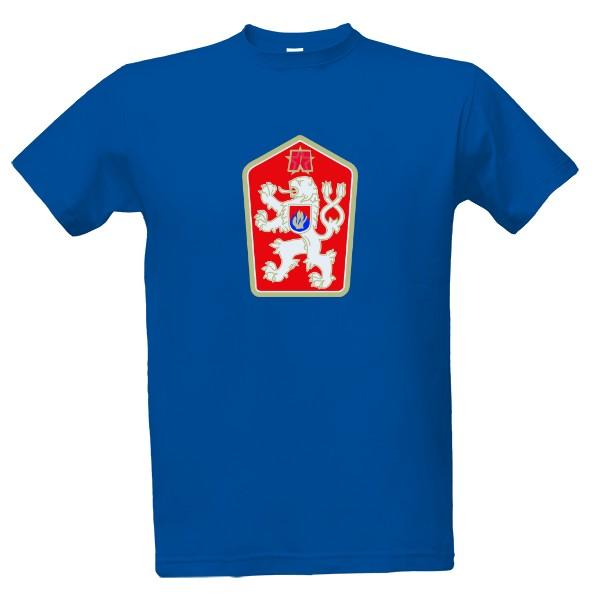 Tričko s potiskem Trenkový znak ČSSR  505d6dff0d