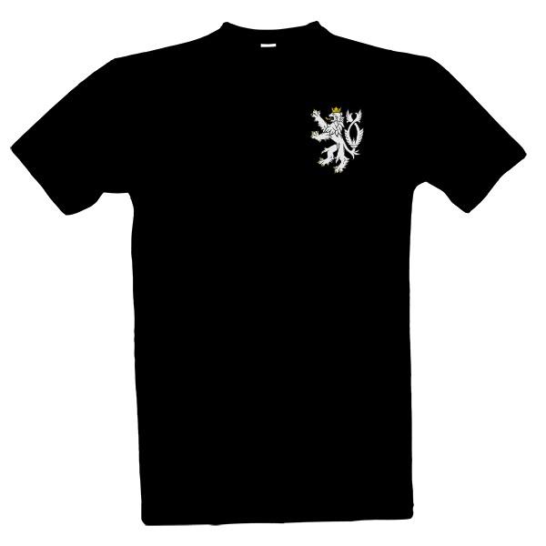 Tričko s potiskem Vlastenecké tričko Čechy Čechům  250a7ec656
