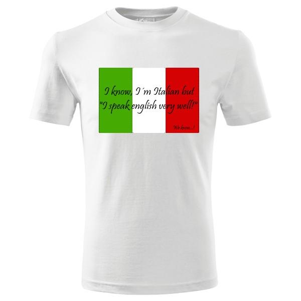 23f29268d0e0 Tričko s potlačou Vtipný nápis