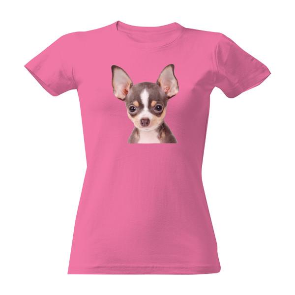 Tričko s potlačou Triko s čivavou  def01cae8a