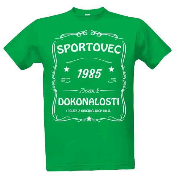 dabc06b05c3 Tričko s potiskem Sportovec - narozeniny