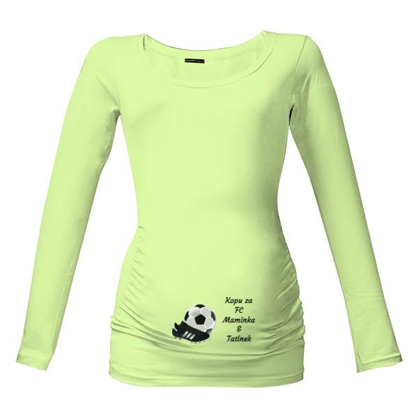 447e75aef06 Tričko s potiskem Kopu za FC Maminka Tatínek