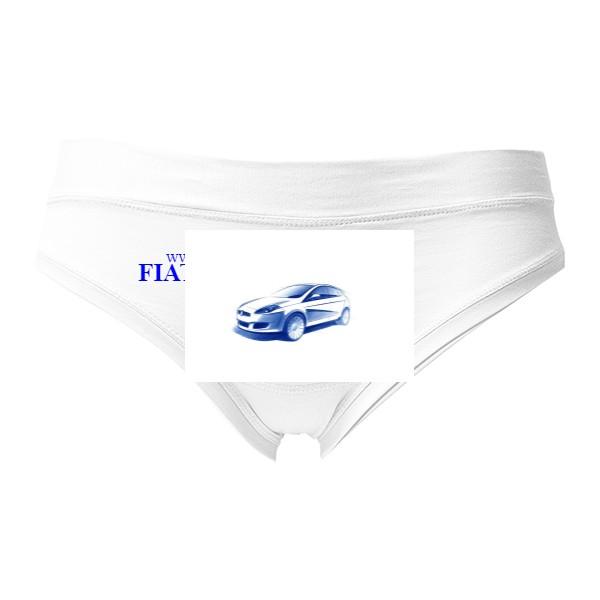 Kalhotky Fox s potiskem Dámské spodní prádlo  eed396b753