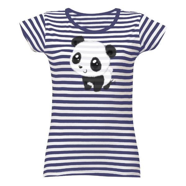 87ea3b28556 Tričko s potiskem Panda