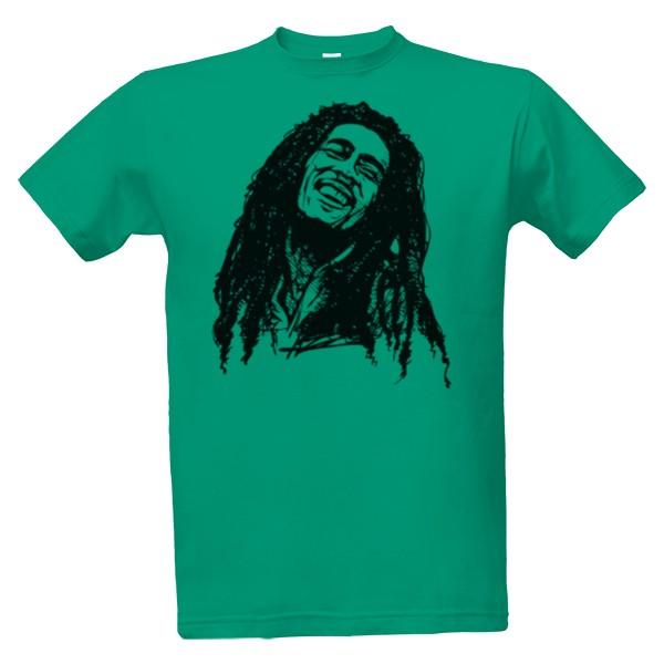 Tričko s potiskem panske tricko Classic - Bob Marley  1b6fde963f