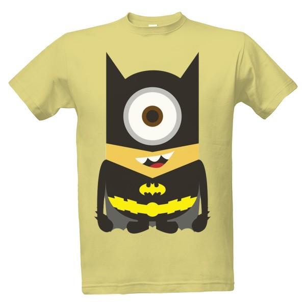 0f247b0eb8cd Tričko s potlačou Mimoň Batman