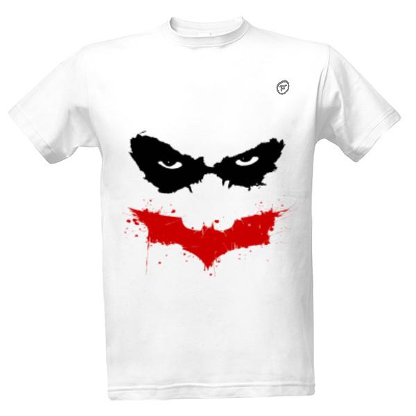 eb9e05c633fd Tričko s potlačou batman joker