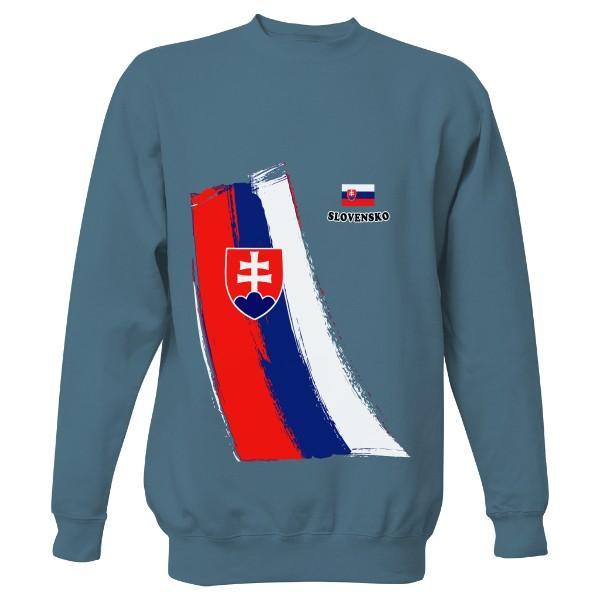 6565c3940ef Unisex mikina Supreme s potlačou Slovensko - mikina | T-shock