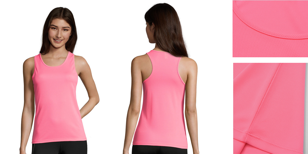 Ladies' functional tank top