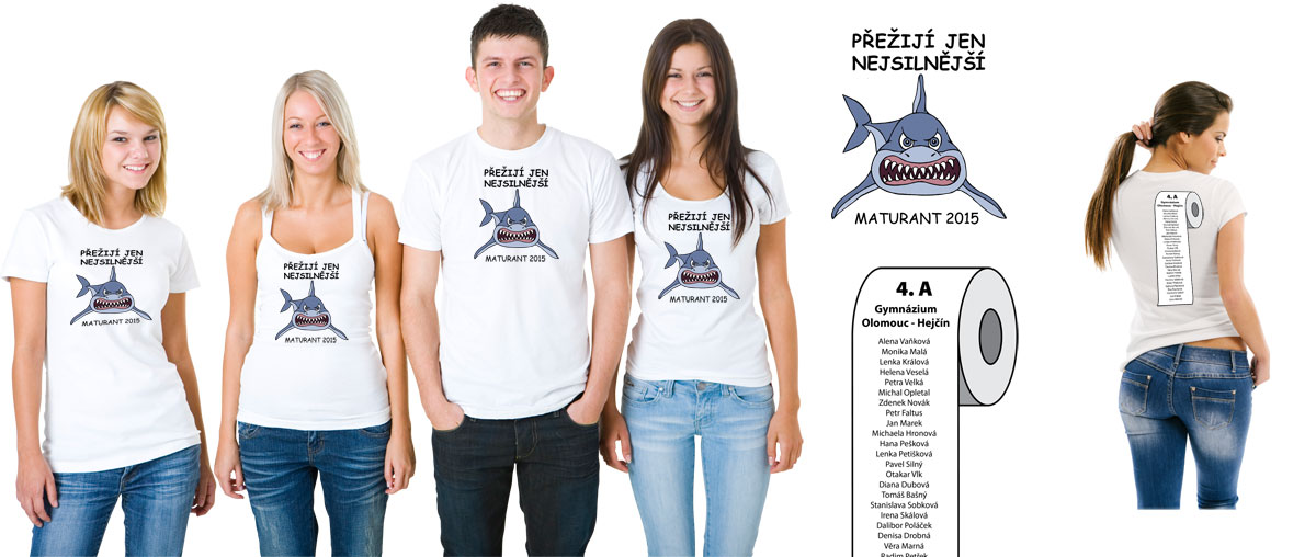 a89062cb3ca Maturitní a absolventská trička