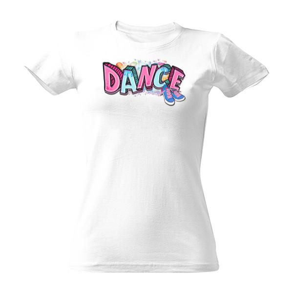 4bacff0c12f Tričko s potiskem Dance Ramirez