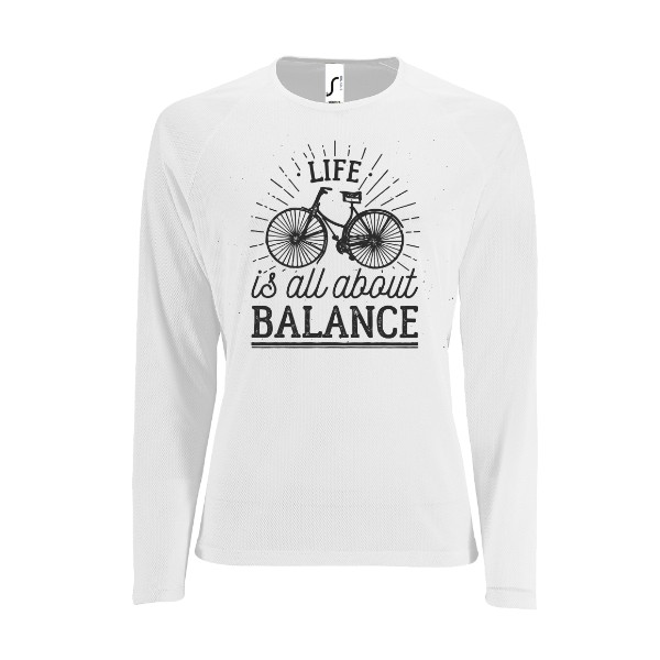 Life is all about Balance -funkčné