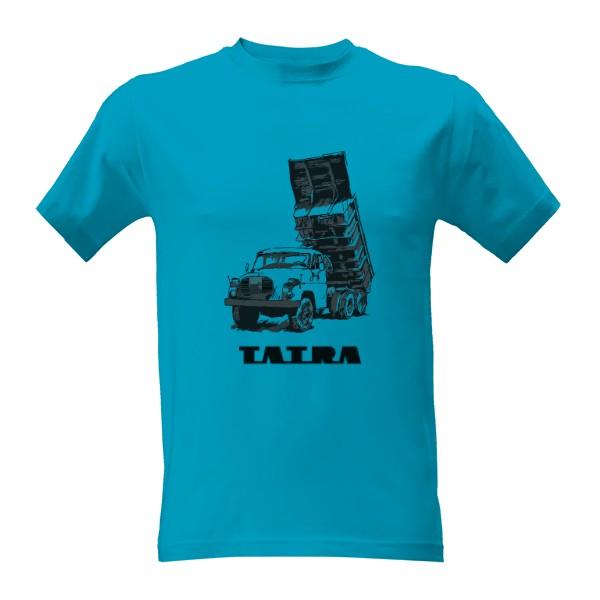 Tričko s potlačou Triko Tatra S1 7bb4a8a7d46