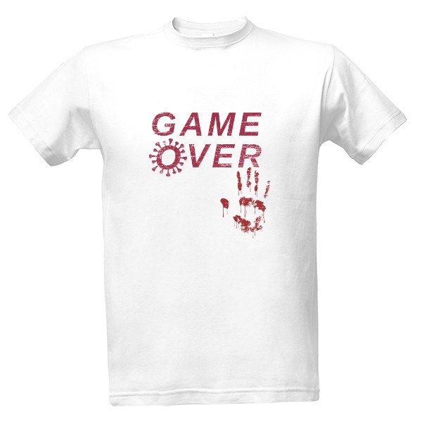 GAME OVER bloody