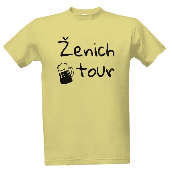19d0a3029685 Tričko s potlačou Tričko ženich tour