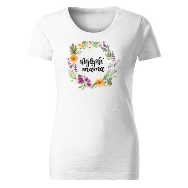 Tričko s potiskem Bylinková máma 093ac8ad4b