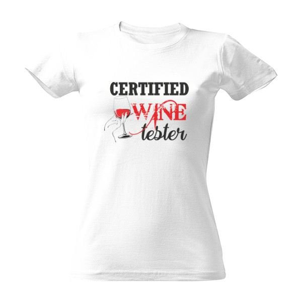 Certiefied tester