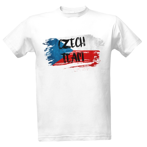 Czech team T-shirt