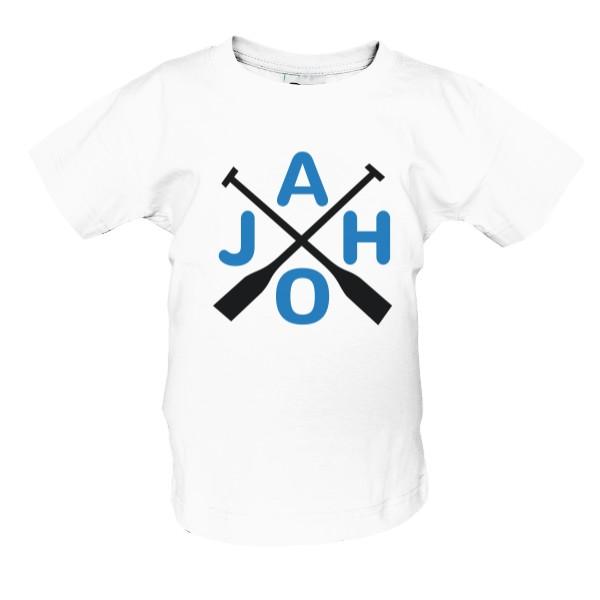 b76b52dca68 Tričko s potiskem Dětské triko na vodu - ahoj