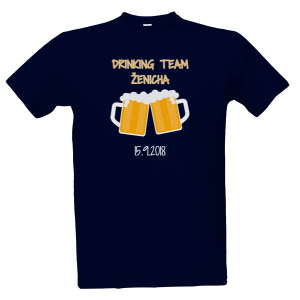 Drinking team ženicha