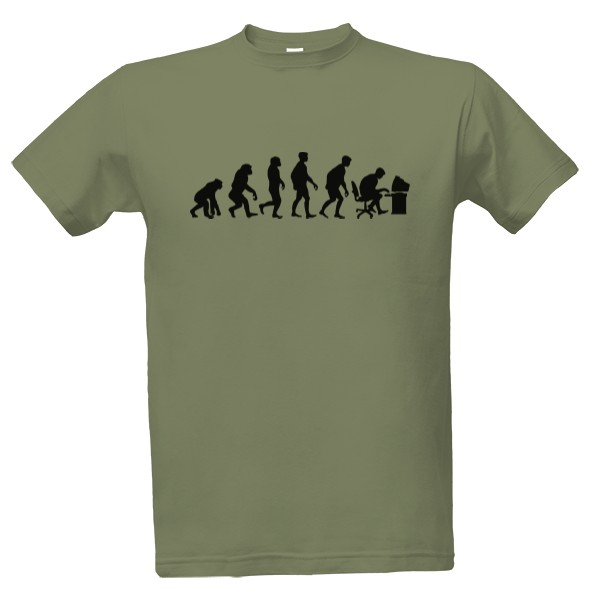 Evolution PC T-shirt