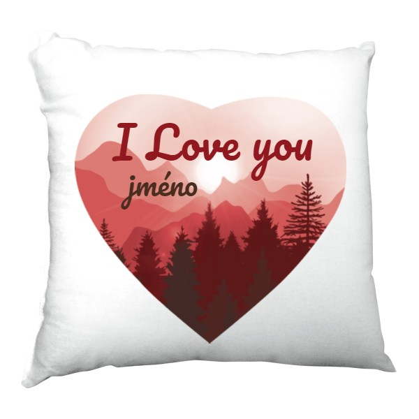 "I Love you ""meno"""