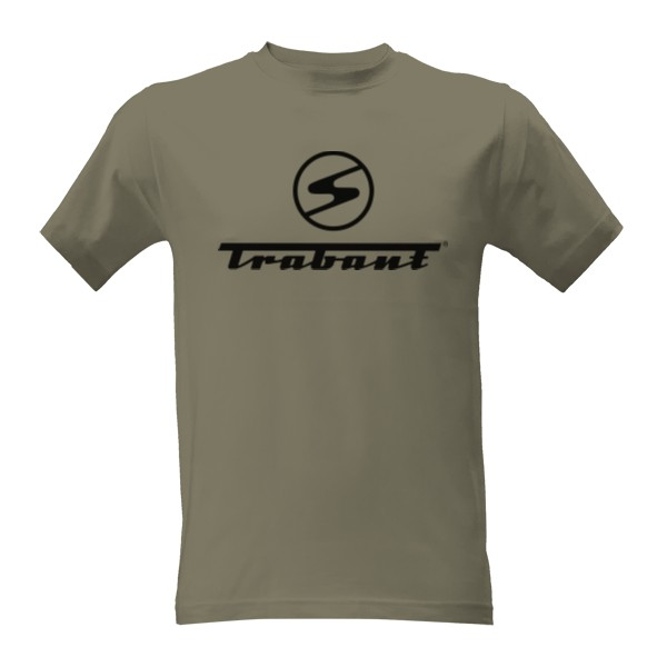 Tričko s potlačou Triko Trabant 117b080403e