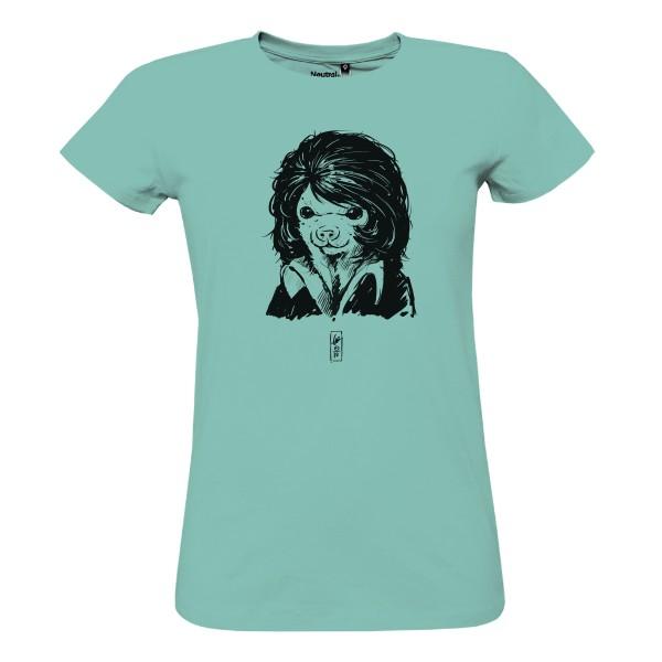 Tričko s potiskem Jean (Dámské Tričko California)  63fc0eeeef