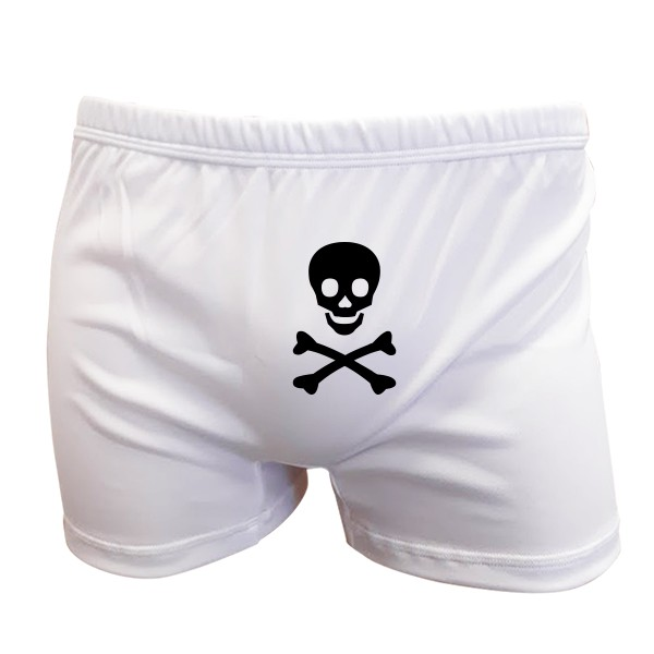 Novia Boxers s potiskem Danger of death
