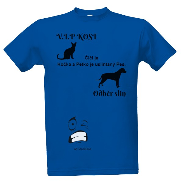 Mens-Dog vs. Cat T-shirt