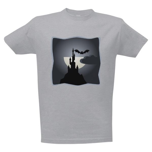 31d7048777f0 Tričko s potlačou Pánské triko Halloween
