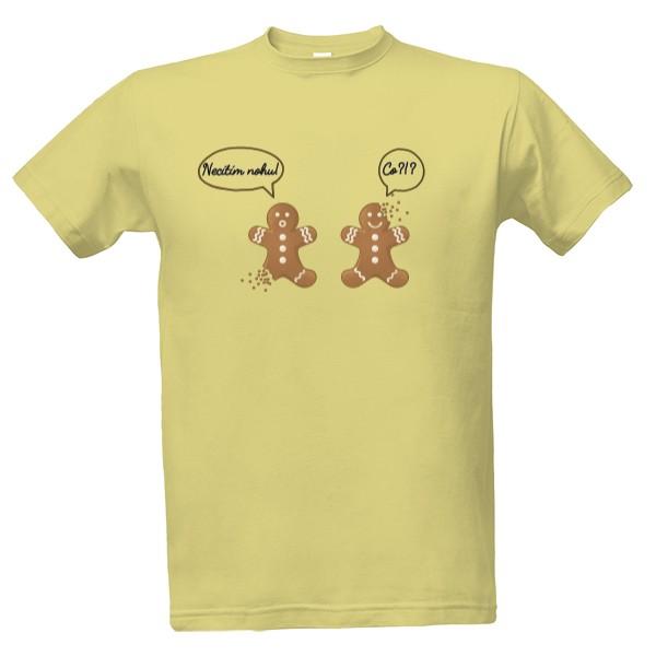 a7d26674301 Tričko s potiskem perníčci