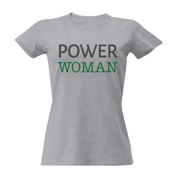 POWER WOMAN