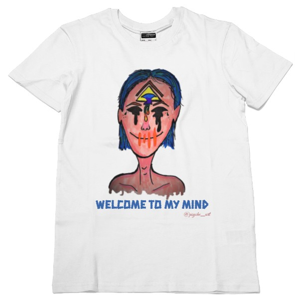 Psyche-Art T-shirt