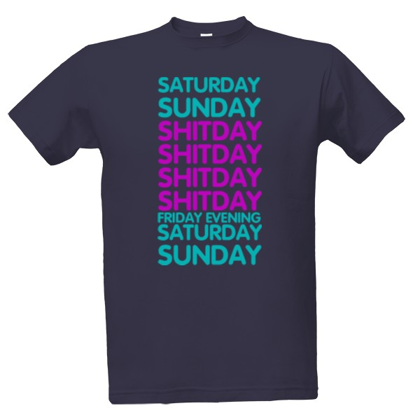 Shit day T-shirt