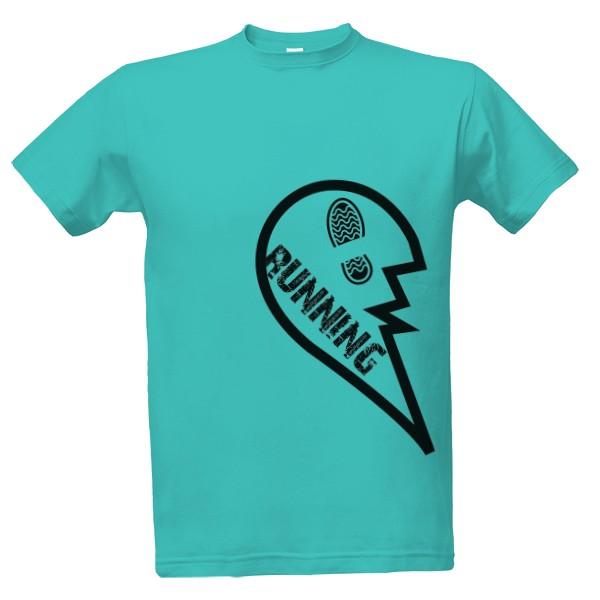 226e8560c29 Tričko s potiskem Párové tričko
