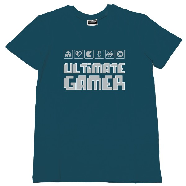 Ultimate gamer T-shirt