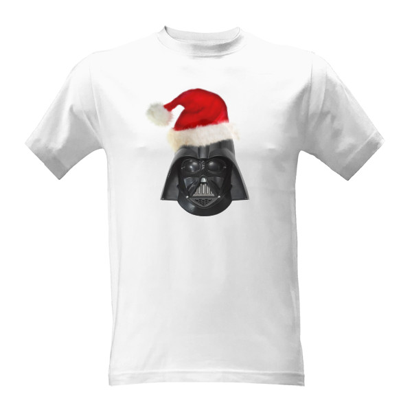 Vánoce s Darth Vaderem T-shirt