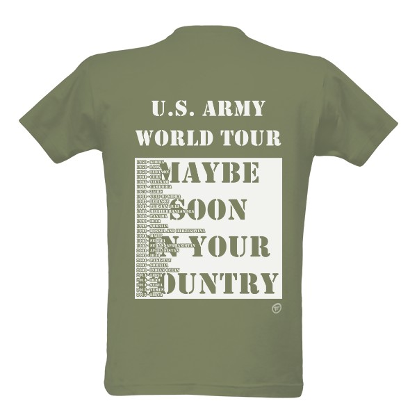US army tour