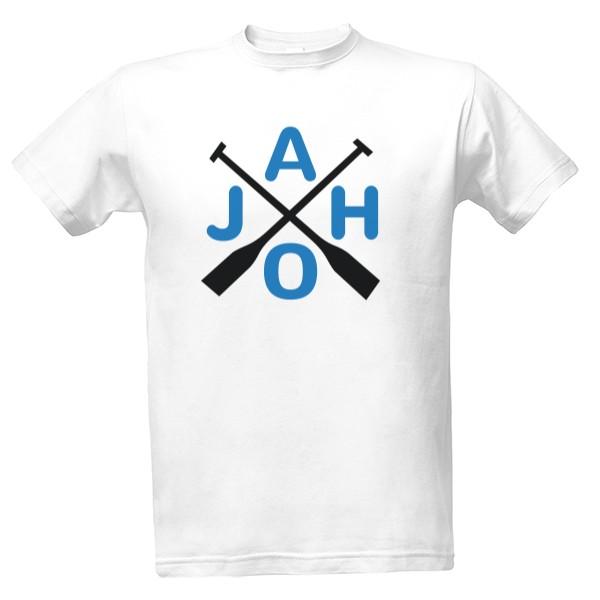 Tričko s potiskem Vodácké tričko ahoj 5f0deaf75a