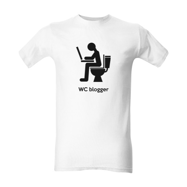 Wc blogger T-shirt