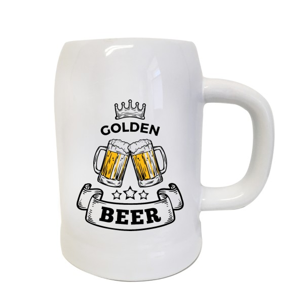 Pint glass for beer s potiskem Beer stein