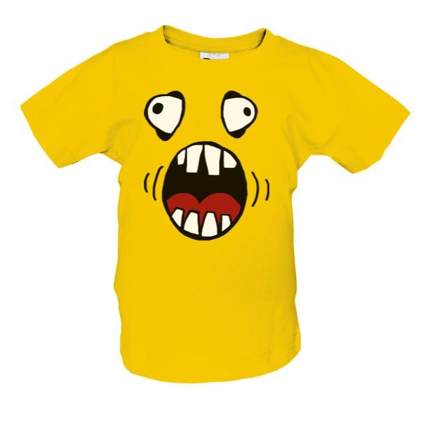 Tričko s potiskem Zubatec  fcff6e39fc